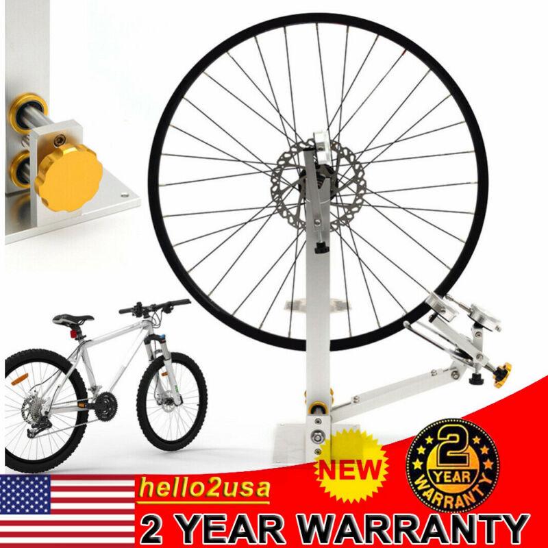 "10-29""Bicycle Wheel Truing Stand Maintenance  Platform Bike Repair Trimming Tool"