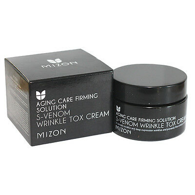 Mizon S-Venom Wrinkle Tox Cream 50ml Free gifts