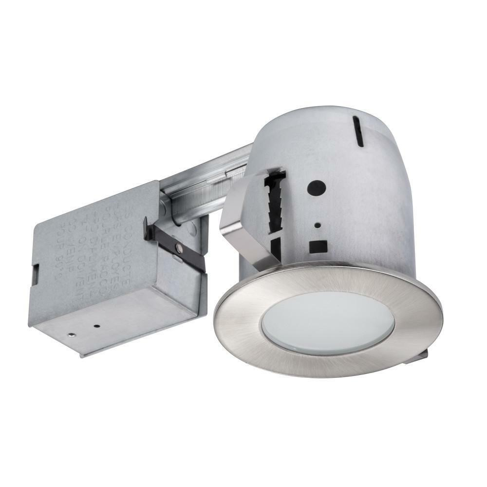 "Globe Electric Company Bathroom 4"" Recessed Kit"