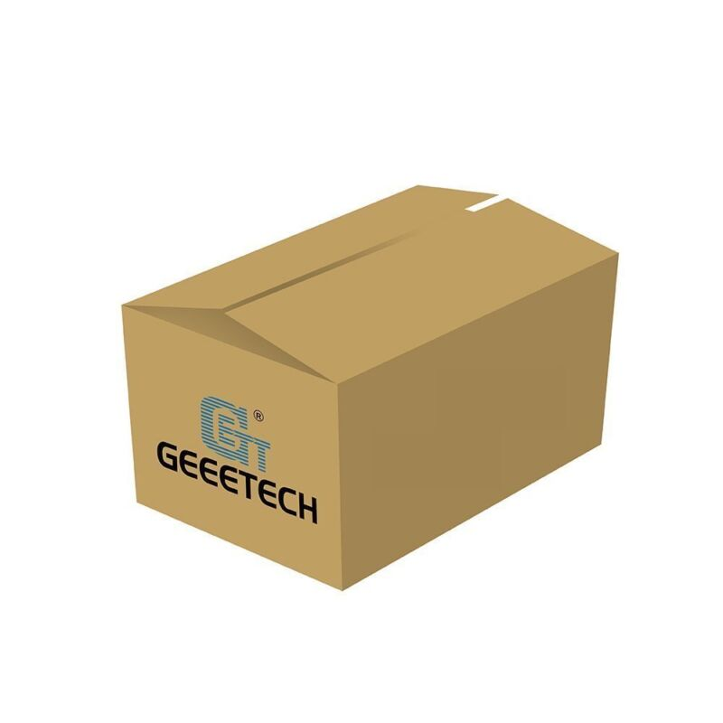 Remote Shipping for Geeetech 3D Printer