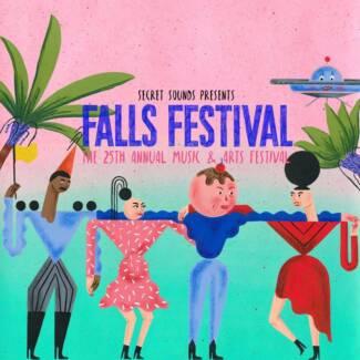 WANTED: 1 x Falls Festival Byron Bay Day Ticket