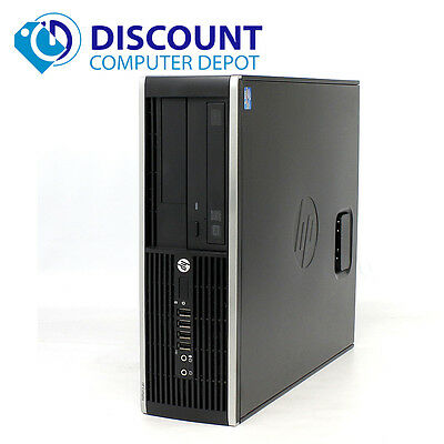 HP 6300 Desktop Computer PC i3 3.3GHz 8GB 500GB Windows 10 Professional