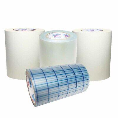 Transfer Paper Application Tape For Sign Vinyl - 4 Roll Bundle 6 X 30ft Each
