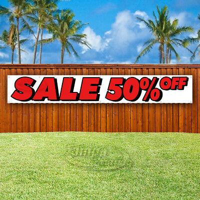 Sale 50 Off Advertising Vinyl Banner Flag Sign Large Huge Xxl Sizes