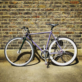 Lo Pro Bike 54cm - Single Speed - Rare - Immaculate condition