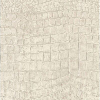 Stone Crocodile Skin Wallpaper Paste the Wall Textured Animal Print 51157507 ()
