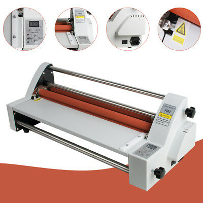 17hot Cold Roll Laminator Singledual Sided Laminating Machine High Quality