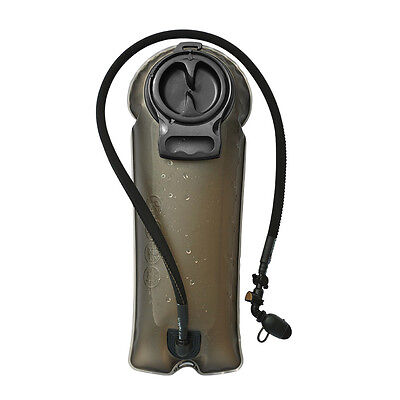 3L Water Bladder Bag Backpack Hydration System Survival Pack Hiking Camping USA