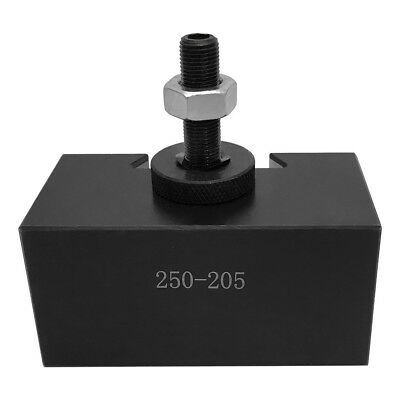10-15 Inch Bxa 5 Piston Type Quick Change Tool Holder 2 Mt 250-205 Boring Bar