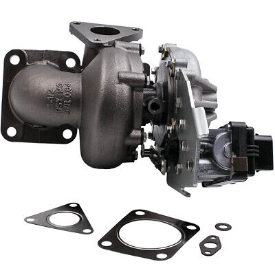 TURBO 752610 for Ford Transit 2.4 TDCi 140 BHP 103 kW LR018396 + electronic