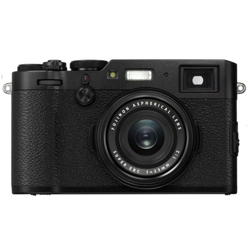 Fujifilm X-Series X100F 24.3-Megapixel Digital Camera Black 16534651