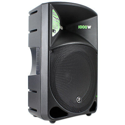 Mackie Mackie Thump15 15 Inch Active DJ Speaker 1000W