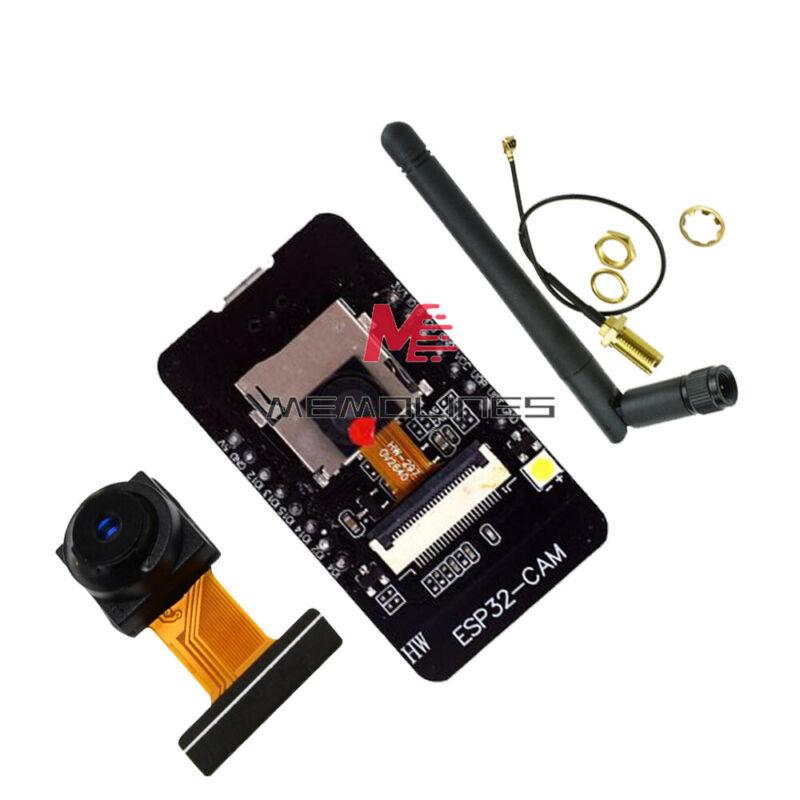 Esp32-cam-integrated Ch340 Wifi Bluetooth Development Board&2.4g Antenna