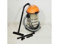New Industrial 30L 1000W Wet & Dry Vacuum