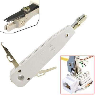 Krone Stil Idc Einlage Punch Druck Unten Werkzeug BT Telefon Steckdose Netzwerk ()