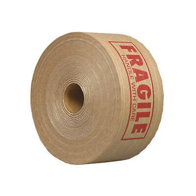 Carton Tapepaperbrownred3inx450ft 15c805