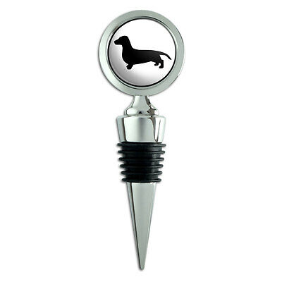 Dachshund Wiener Dog Wine Bottle Stopper