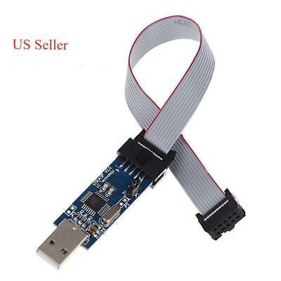 Usbisp Avr Programmer For Atmel Avrs Usbasp Isp Asp Arduino Bootloader