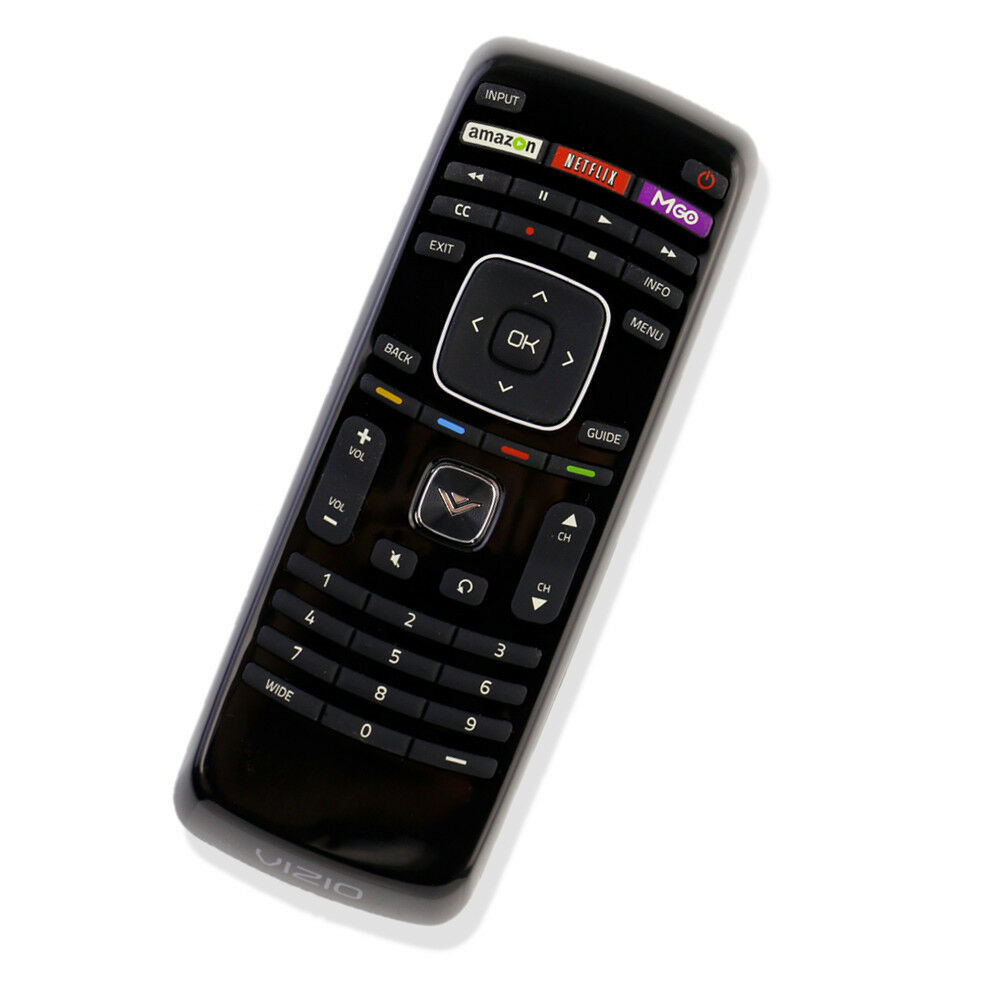 Купить XRT112 Internet Smart TV Remote Control With M-GO Netflix Amazon Key for Vizio