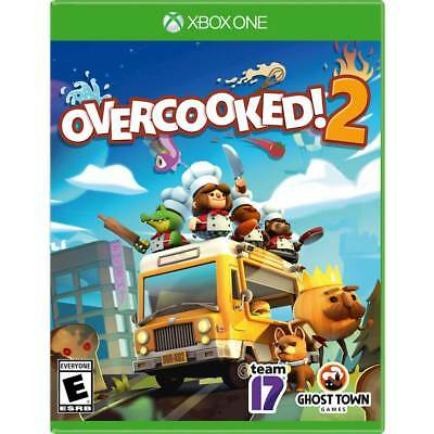 New Overcooked! 2 - Xbox One US Ship **Best game with girl (Best Games With Friends)