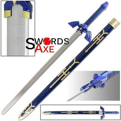 Legend of Zelda Twilight Princess Replica Master Sword Ocarina of Time Link - Zelda Master Sword