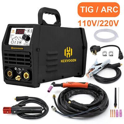 200amp 110v220v Tig Welders Pluse Hf Dc Inverter Arc Stick Tig Welding Machine