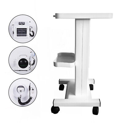 Stand Rolling Cart Beauty Spa Trolley Holder Beauty Instrument Cart W Us Socket