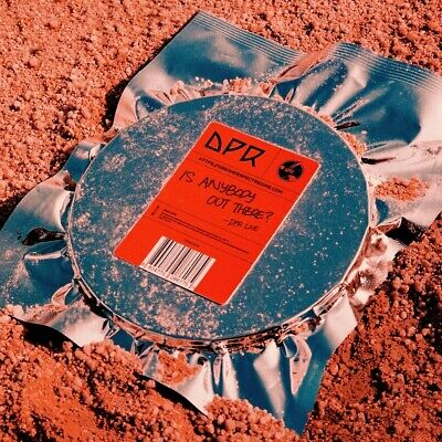 DPR LIVE - IS ANYBODY OUT THERE? Album+Tracking no.