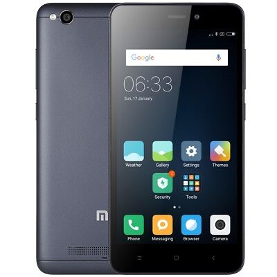 Xiaomi Redmi 4A 4G Smart Phone 16GB 13.0MP MIUI 8 International Edition Unlocked