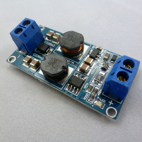 2 in 1 DC/DC Converter Regulator Step up & Step down DC 5V 6V 9V 13V 15V to 12V