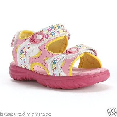 Jumping Beans Open Toe Sandals ~ Size 7T ~ NWT