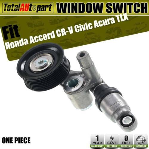 Drive Belt Tensioner Assy For Honda Accord CR-V Acura TLX