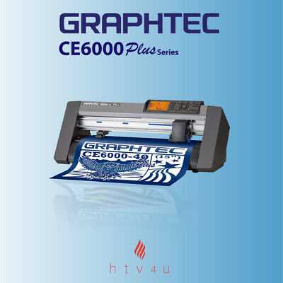 Graphtec Ce6000-40 Plus 15 Cutter With Stand