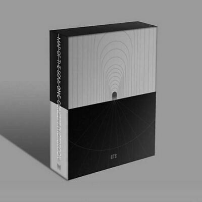 BTS - MAP OF THE SOUL ON:E CONCEPT PHOTOBOOK SPECIAL SET