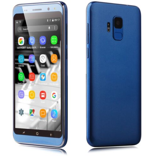 """Android Phone - 2019 New Android7.0 Mobile Phones Quad Core Dual SIM 5.0"""" Smartphone Unlocked UK"""