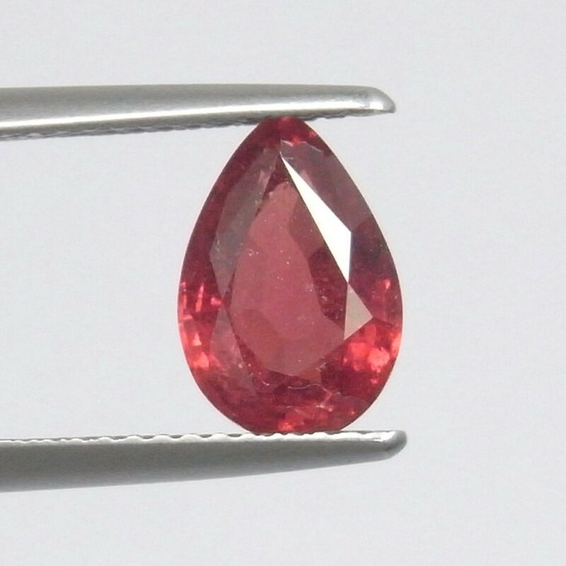 ---SALE--- SP181 / 2.34 cts. VS 100% Unheated Natural Orangish Red Sapphire WOW!