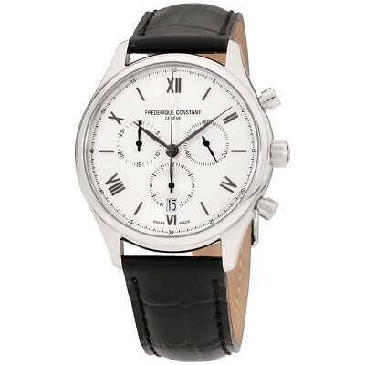 Frederique Constant Classics Quartz Movement Silver Dial Men's Watch FC-292MS5B6