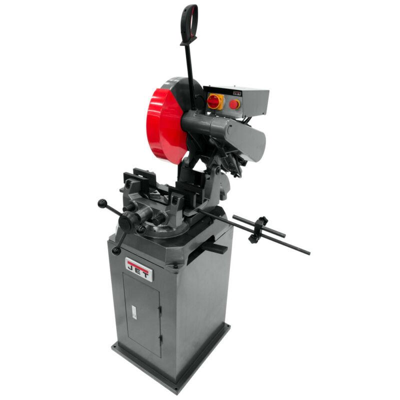 JET 414245 3HP 230V/460V AB-14 Abrasive Saw Metalworking Power Machine New