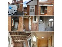 HANDYMAN,DRIVEWAYS,PLASTERING,FLOORING,TILING,WINDOWS & DOORS,FENCING,CHIMNEY BREST REMOVAL,JOINERY