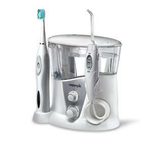 NEW Waterpik WP-950 Complete Care 7.0 Water Flosser and Sonic Tooth Brush