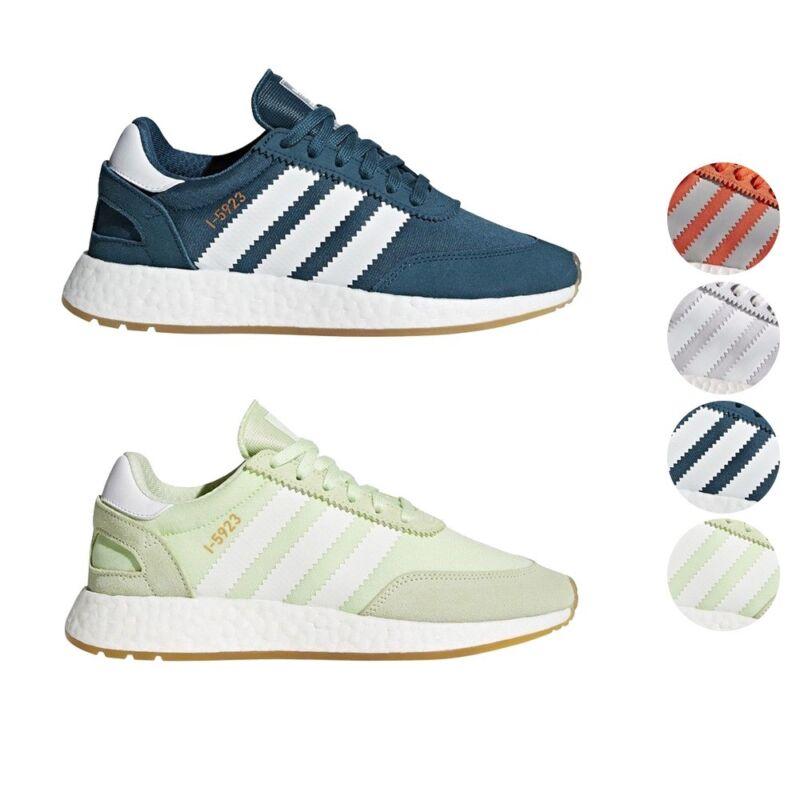 Adidas Originals Womens Iniki Runner W Energy Red Orange Gum BA9998 6-10 boost