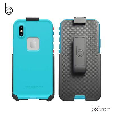 New Belt Clip Holster for LifeProof FRE - iPhone Xs Max Case Beltron ()