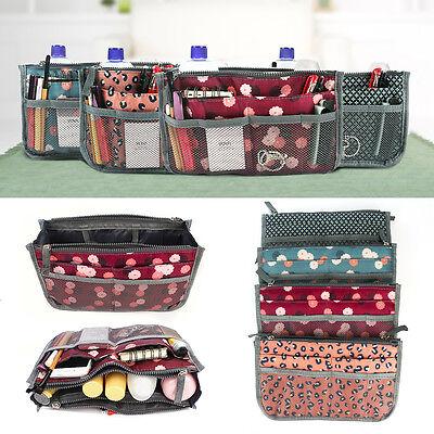 Bag Organizer Insert - Large Lady Travel Insert Handbag Organiser Purse Liner Organizer Tidy Bag Women