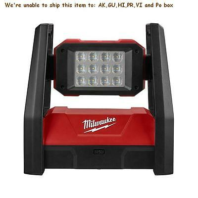 Milwaukee 2360-20 M18 18Volt LithiumIon Cordless Rover AC/DC LED Flood Light New
