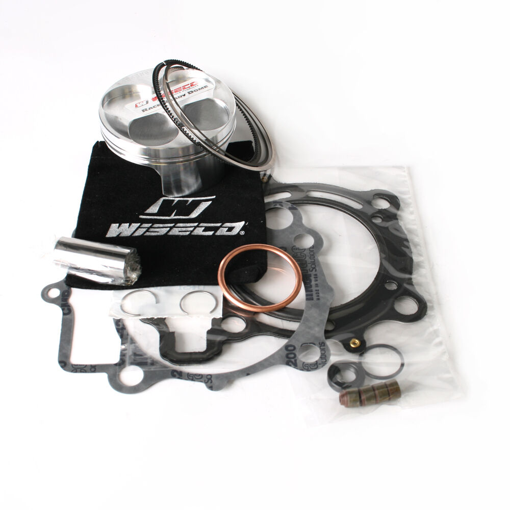 Wiseco Top End Kit 77MM 14.1:1 for Kawasaki KX-250F Suzuki RMZ-250