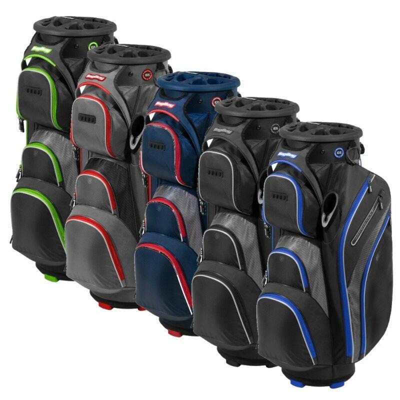 NEW BagBoy Golf Revolver XP Cart Bag 14-way Top Bag Boy - Pick the Color!!