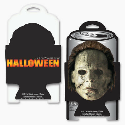 Rob Zombie's Halloween Movie Diecut Huggie Can Cooler Koozie NEW UNUSED](Rob Zombie's Halloween Movies)