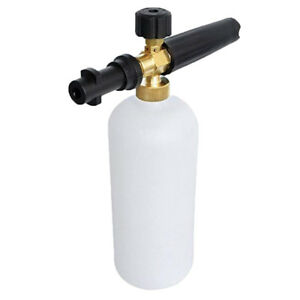 New Karcher K Series 1L Pressure Washer Snow Foam Lance Bottle UK