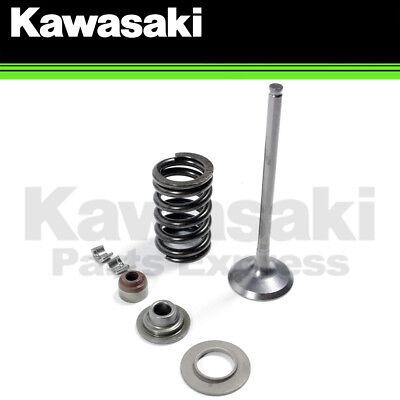 NEW 2006 - 2008 GENUINE KAWASAKI KX 450F SINGLE INTAKE VALVE KIT
