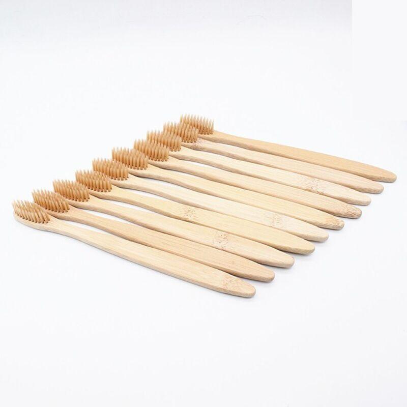 environmental tooth brush bamboo oral care teeth